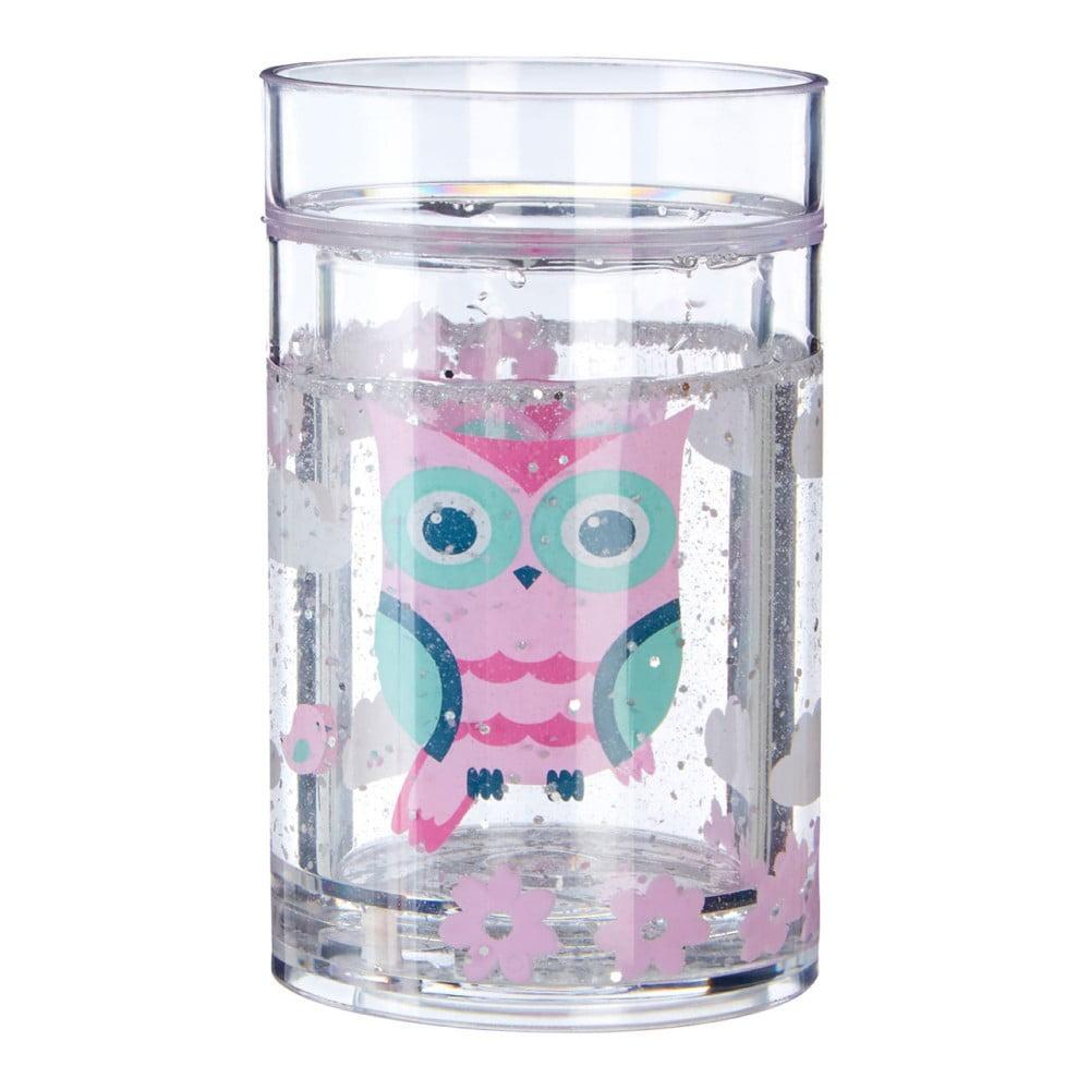 Dětská sklenice Premier Housewares Happy Owl, 200 ml