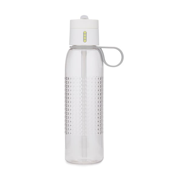 Sticlă sport Joseph Joseph Dot Active, 750 ml, alb