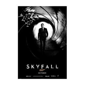 Plakát Skyfall 1
