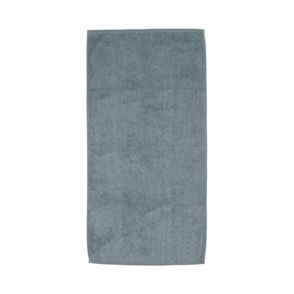 Ručník Kela Ladessa, světle šedý, 70x140 cm