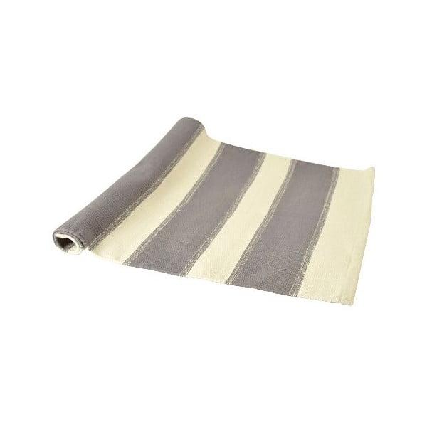 Koberec Blockrand 140x200 cm, šedý