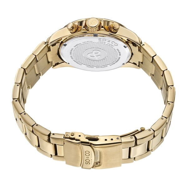 Pánské hodinky Monticello Gold