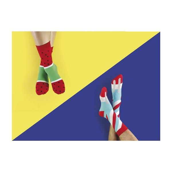 Ponožky DOIY Icepop Watermelon