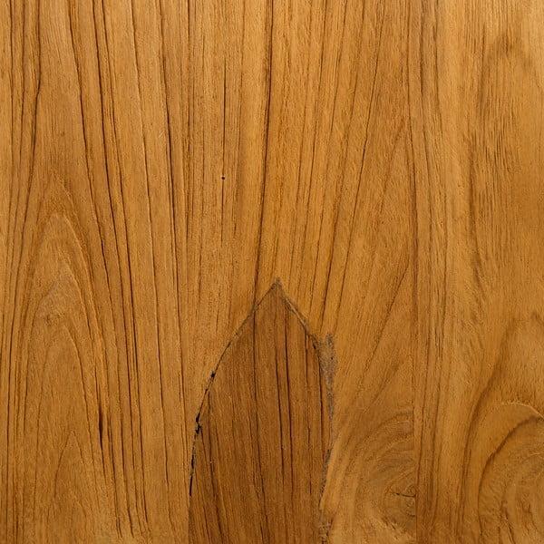 Jídelní stůl z recyklovaného dřeva Denzzo Teka