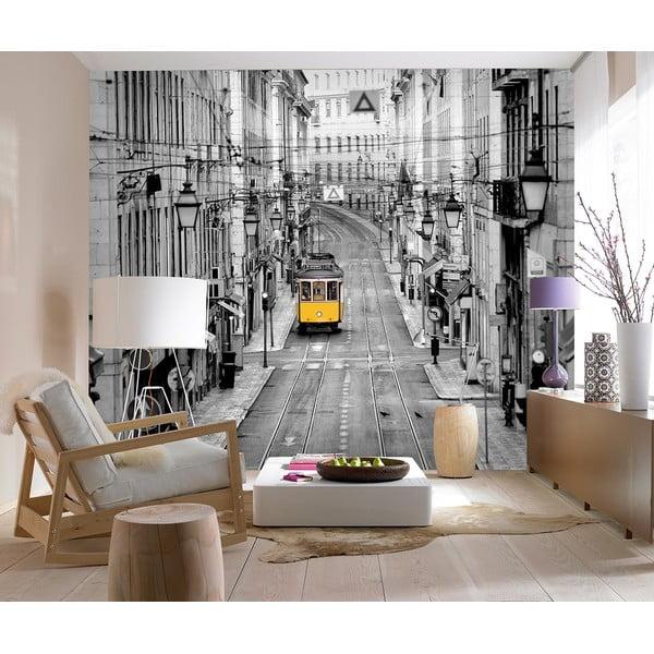 Velkoformátová tapeta Streets Of Lisbon, 366x254 cm