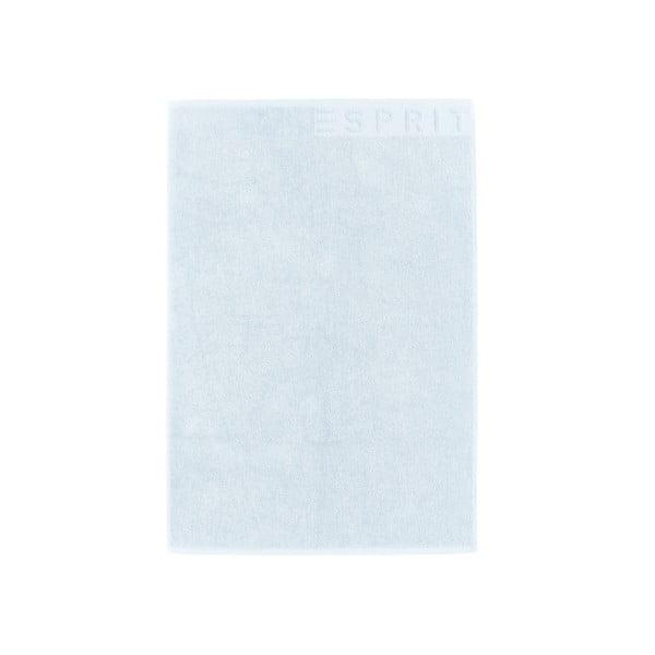 Koupelnová předložka Esprit Solid 60x90 cm, pastelově modrá