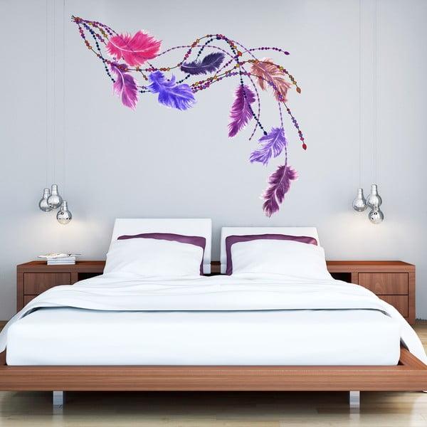 Autocolant Ambiance Boho Feathers