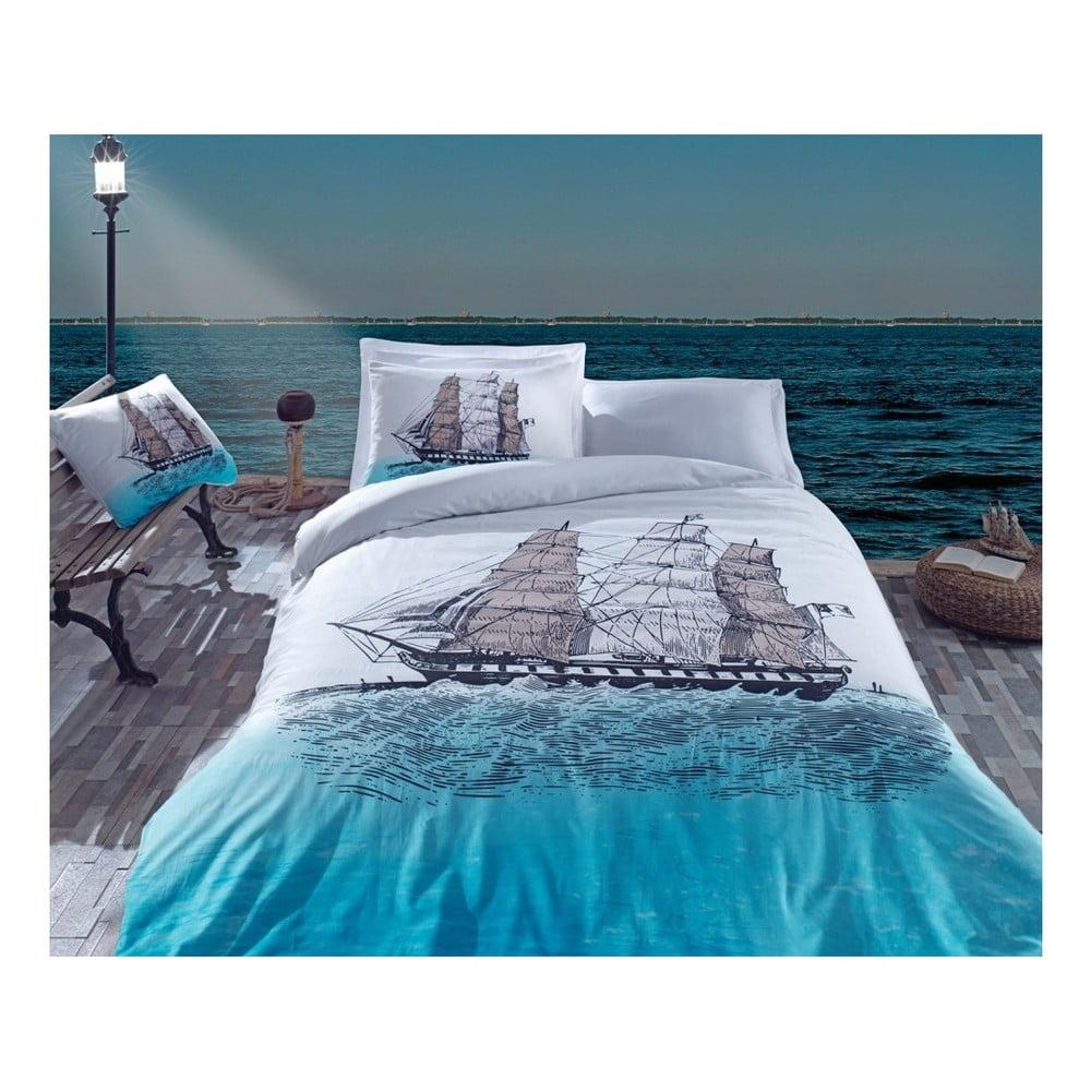 povle en s prost radlem na dvoul ko eline 200 x 220 cm bonami. Black Bedroom Furniture Sets. Home Design Ideas