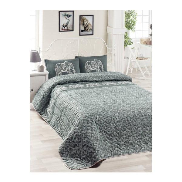 Lesso Cara ágytakaró és 2 db párnahuzat szett, 200 x 220 cm
