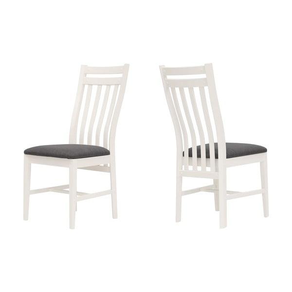 Bílá židle Canett Skagen