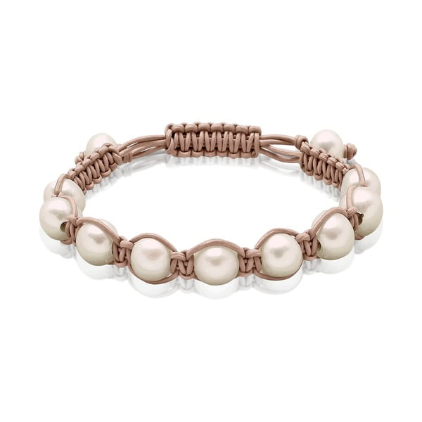 Náramek Pure Pearls Fresh Genuine Light