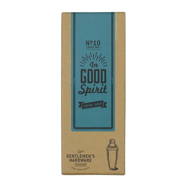 Shaker Gentlemen's Hardware Good Spirit