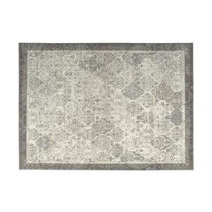 Šedý vlněný koberec Kooko Home Glam,160x230cm