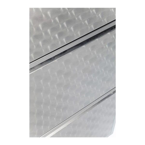 Pantofar metalic Kare Design Caruso, argintiu