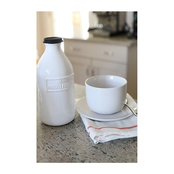 Lahev na mléko Retro