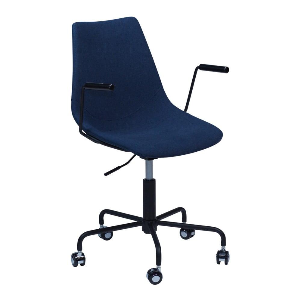Tmavě modrá kancelářská židle DAN-FORM Denmark Pitch