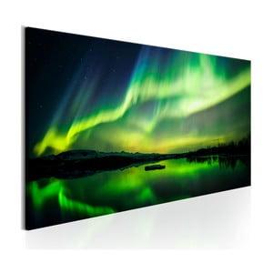 Obraz na plátně Artgeist Green Sky, 135x45cm