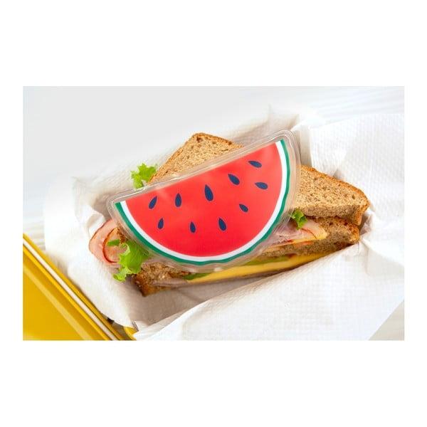 Chladiaci/ohrievací vankúšik v tvare melóna Kikkerland Fruits