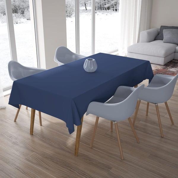 Modrý ubrus, 140x180cm
