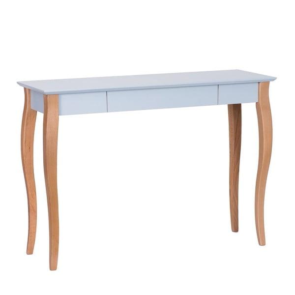 Lillo világosszürke íróasztal, hossza 105 cm - Ragaba