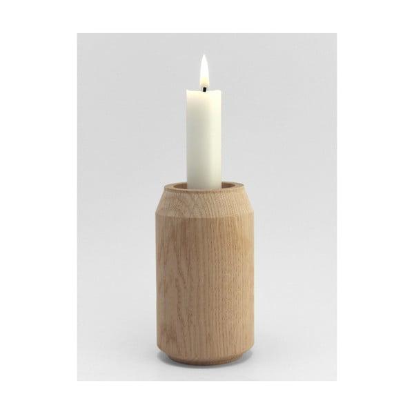 Svícen Candle-Can Medium