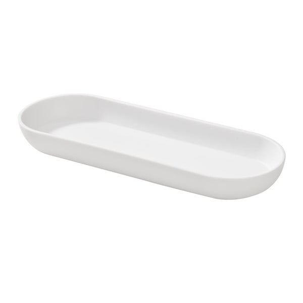 Bílý tácek na šperky iDesign Cade