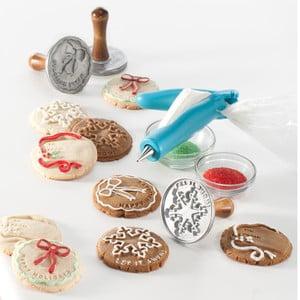 Razítka na dárkové a vánoční sušenky Nordic Ware