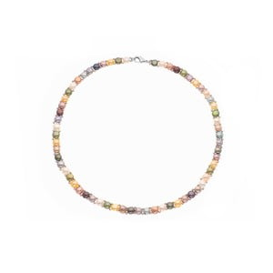 Colier Multicolor Freshwater Pearls