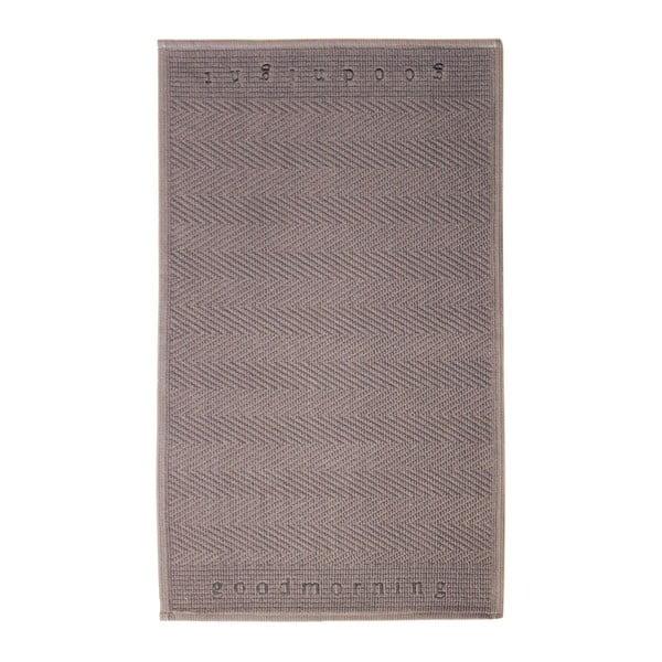 Koupelnová předložka Good Morning Taupe, 60x100 cm