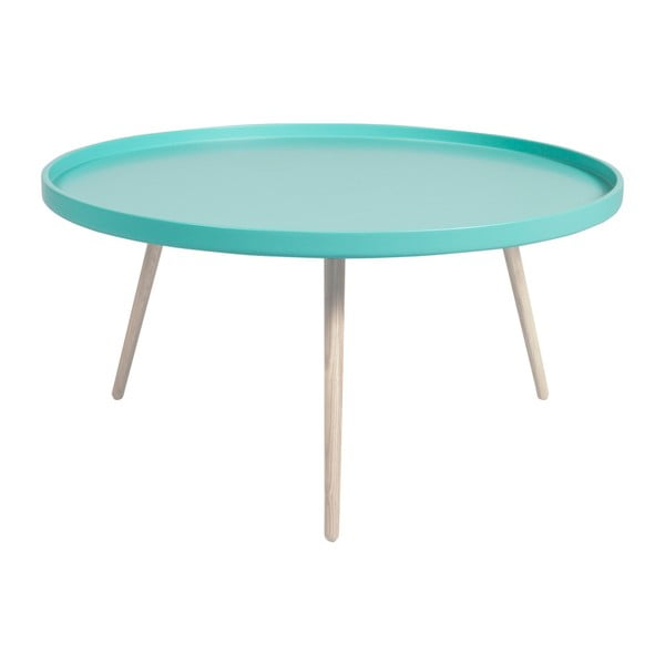 Tyrkysový konferenční stolek Folke Offe