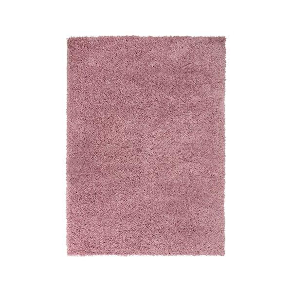 Różowy dywan Flair Rugs Sparks, 80x150 cm