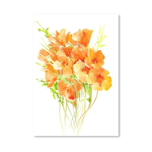 Plakát Poppies from California od Suren Nersisyan