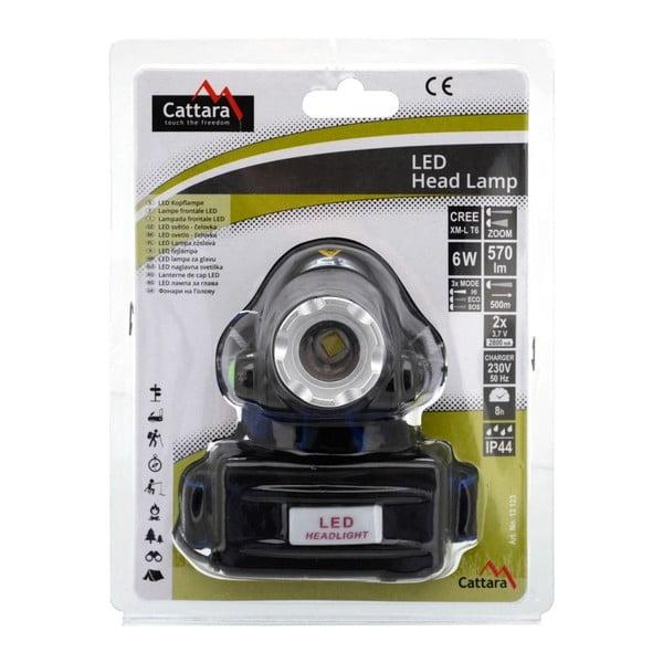 Lanternă frontală LED Cattara Sagor, 570 lm