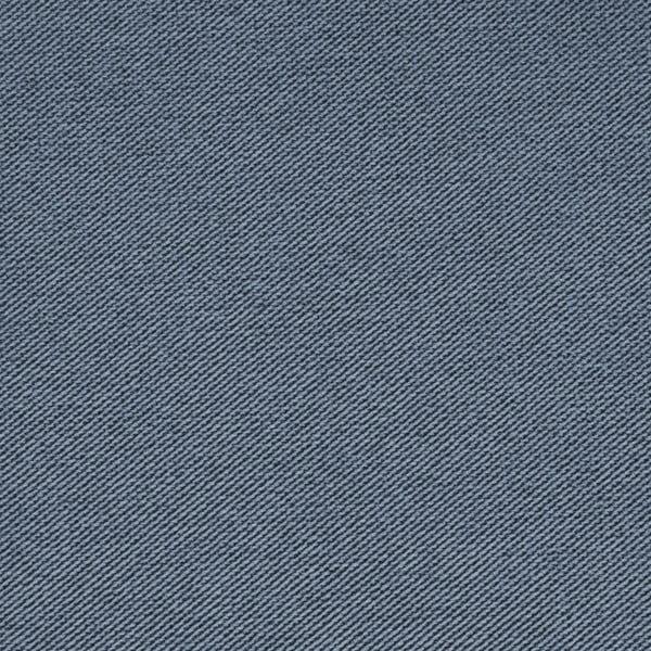 Světle modrá trojmístná pohovka Vivonita Sondero, pravá strana a přírodní nohy