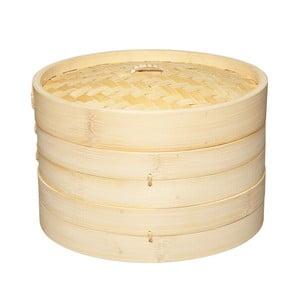 Bambusový napařovač Kitchen Craft Oriental, ⌀20 cm
