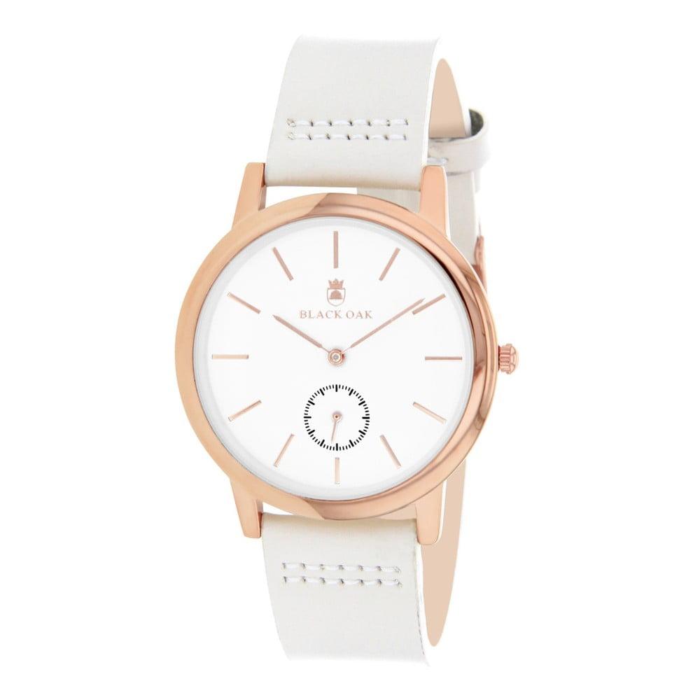 b9b183c8c4a Bílorůžové dámské hodinky Black Oak Stylisso