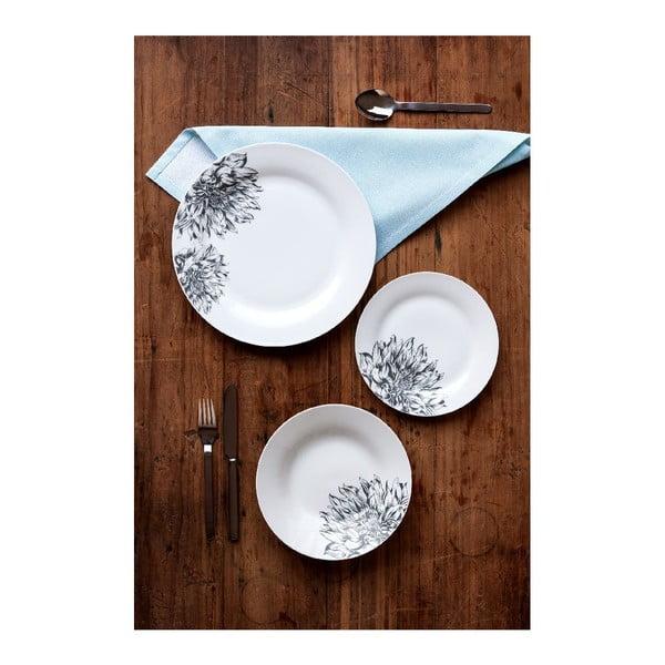 Set 12 ks nádobí Premier Housewares Botanic