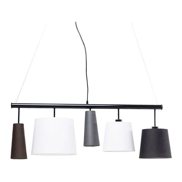 Černé stropní svítidlo Kare Design Parecchi