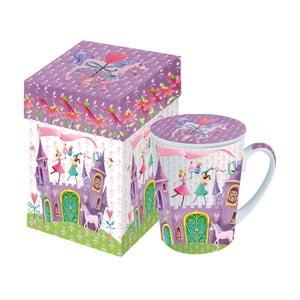 Porcelánový hrnek s pokličkou PPD Princess Castle, 250ml