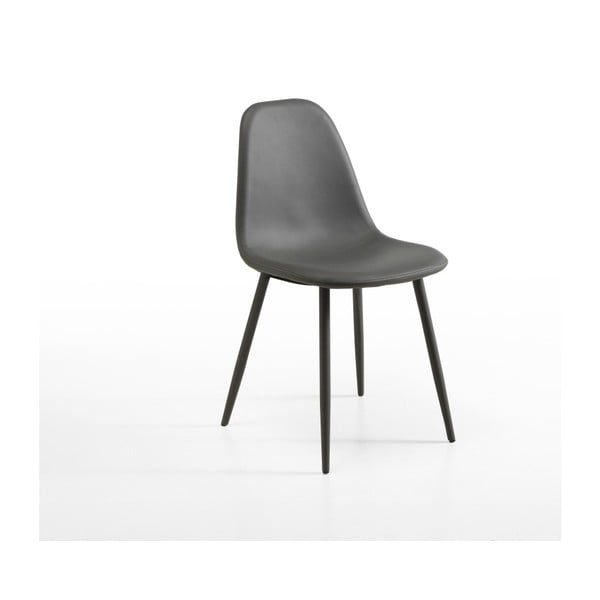 Sada 4 šedých židlí Design Twist Jos