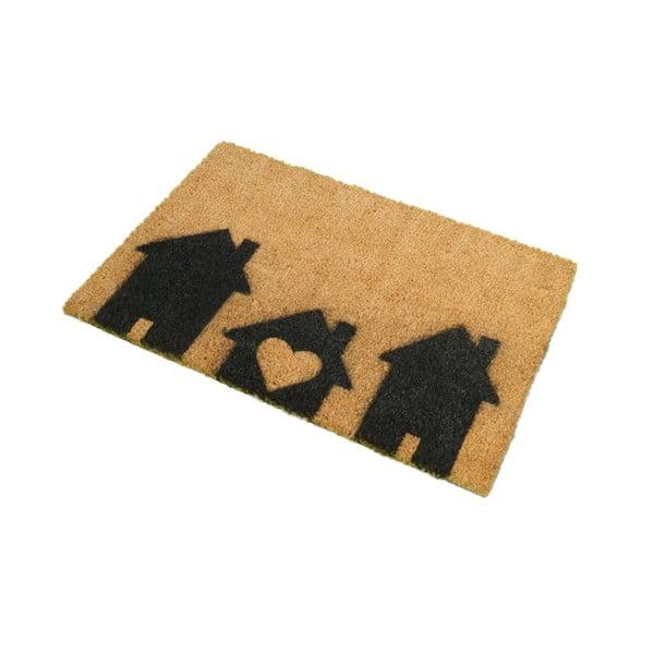 Rohožka Artsy Doormats Home is Where,40x60cm
