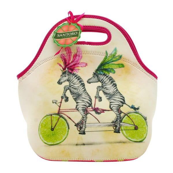 Taška na oběd Santoro London Zebra