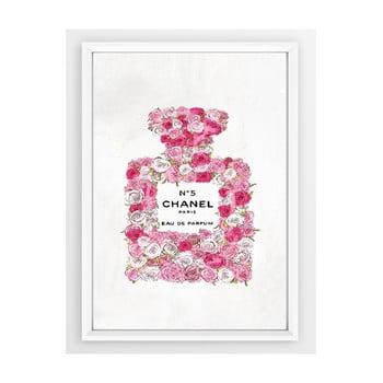 Tablou cu ramă Piacenza Art Eau De Parfumme, 23 x 33 cm
