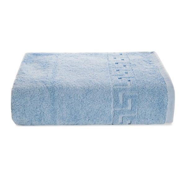 Světle modrý bavlněný ručník Kate Louise Pauline,30x50cm