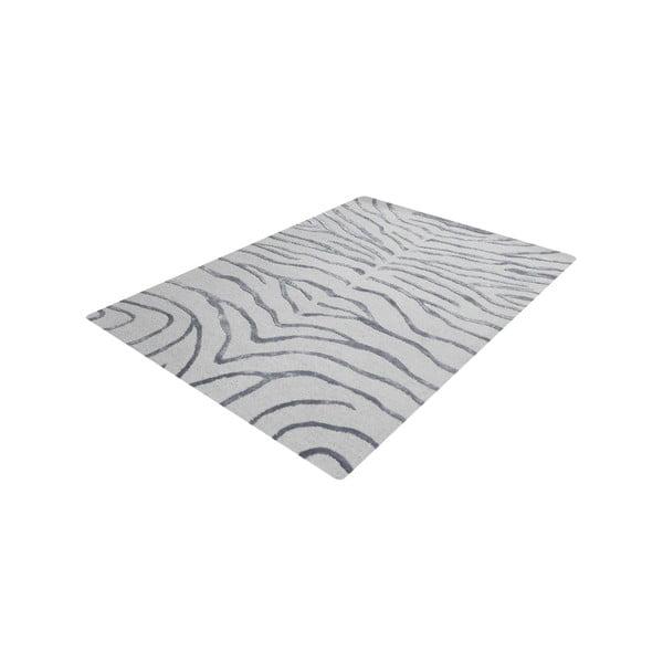 Koberec Bakero Zebra Silver, 122x183 cm