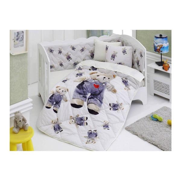 Dětský ložnicový set Bear, 100x170 cm