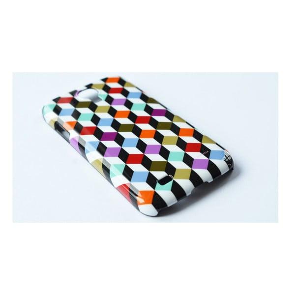 Obal na Galaxy S4 Cubic
