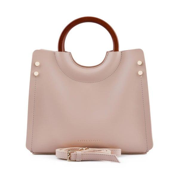 Růžová kabelka Laura Ashley Ivy