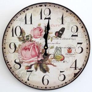 Vintage hodiny Nature