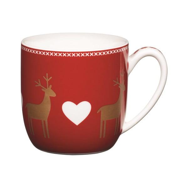 Hrnek Little Winter Reindeer, 340 ml